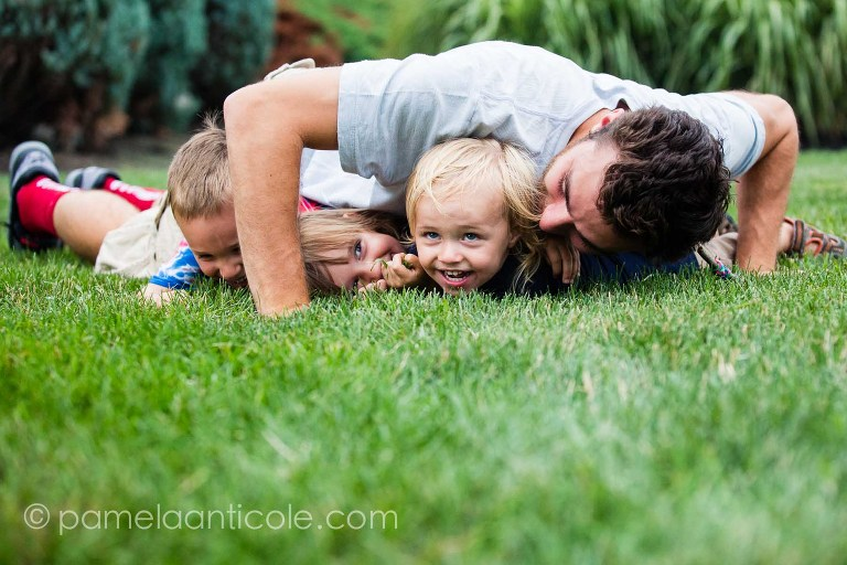 a day in the life family documentary photographer