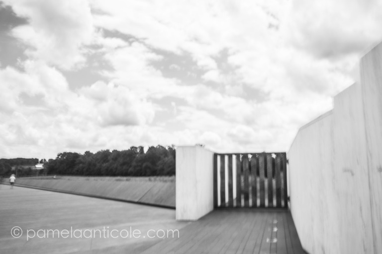 flight 93 memorial wall art black and white photo print shanksville