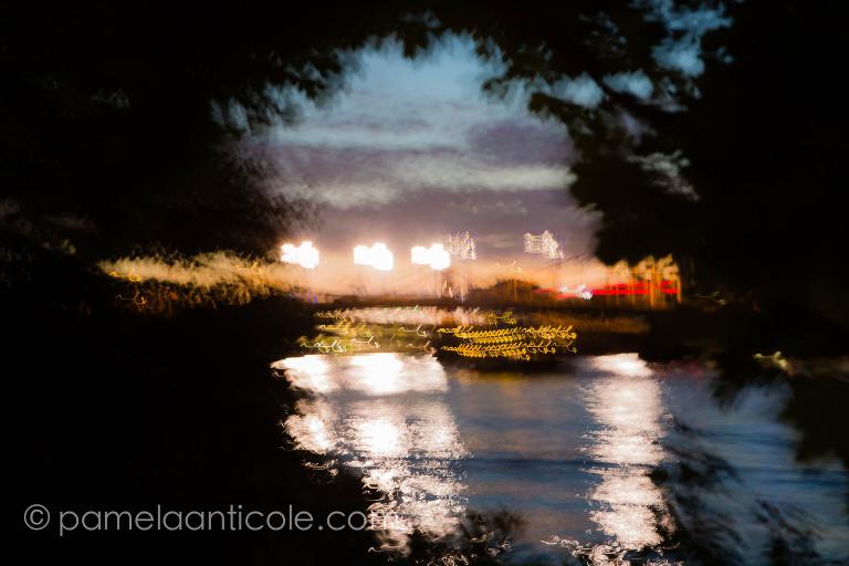 river boat, ohio river, pittsburgh, roberto clemente bridge, pnc park, abstract, unique pittsburgh art