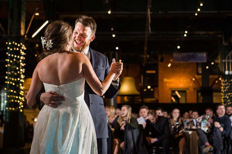 get married and have reception at same venue pittsburgh, unique cool pittsburgh wedding venue, experienced pittsburgh wedding photographer