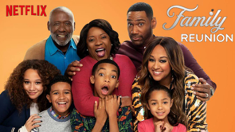 Family Reunion tv show with black family free streaming on netflix