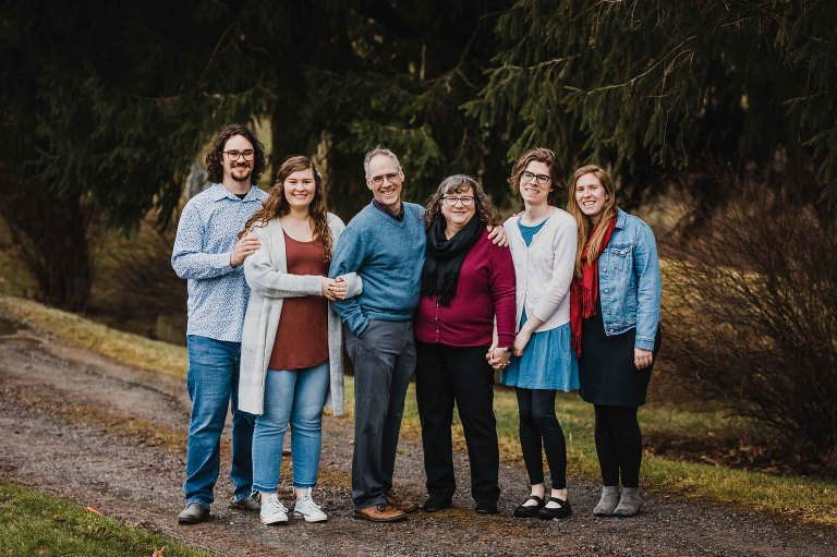 professional family photos north of pittsburgh