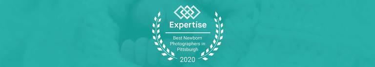 best newborn photographers in pittsburgh per expertise award